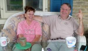MARIE AND JOHN STEVENS